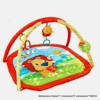 Baby Gym Bright Starts Safari Pals