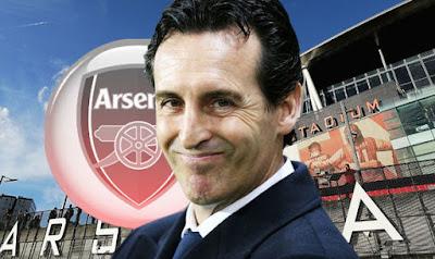 Unai Emery Becomes Arsenal's New Coach - Image ~ Naijabang