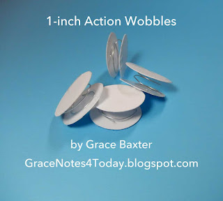1-inch action wobbles, by Grace Baxter