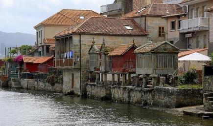 Escapaga a Combarro, Pontevedra, viajes y turismo