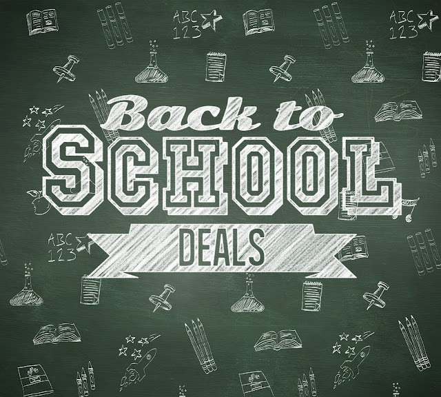 Where to Find the Best Back to School Deals  via  www.productreviewmom.com