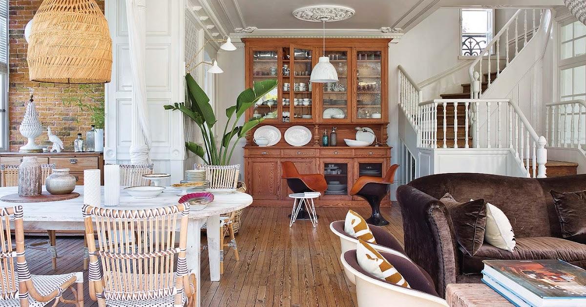 pellmell cr ations home tour la maison parfaite est en espagne. Black Bedroom Furniture Sets. Home Design Ideas