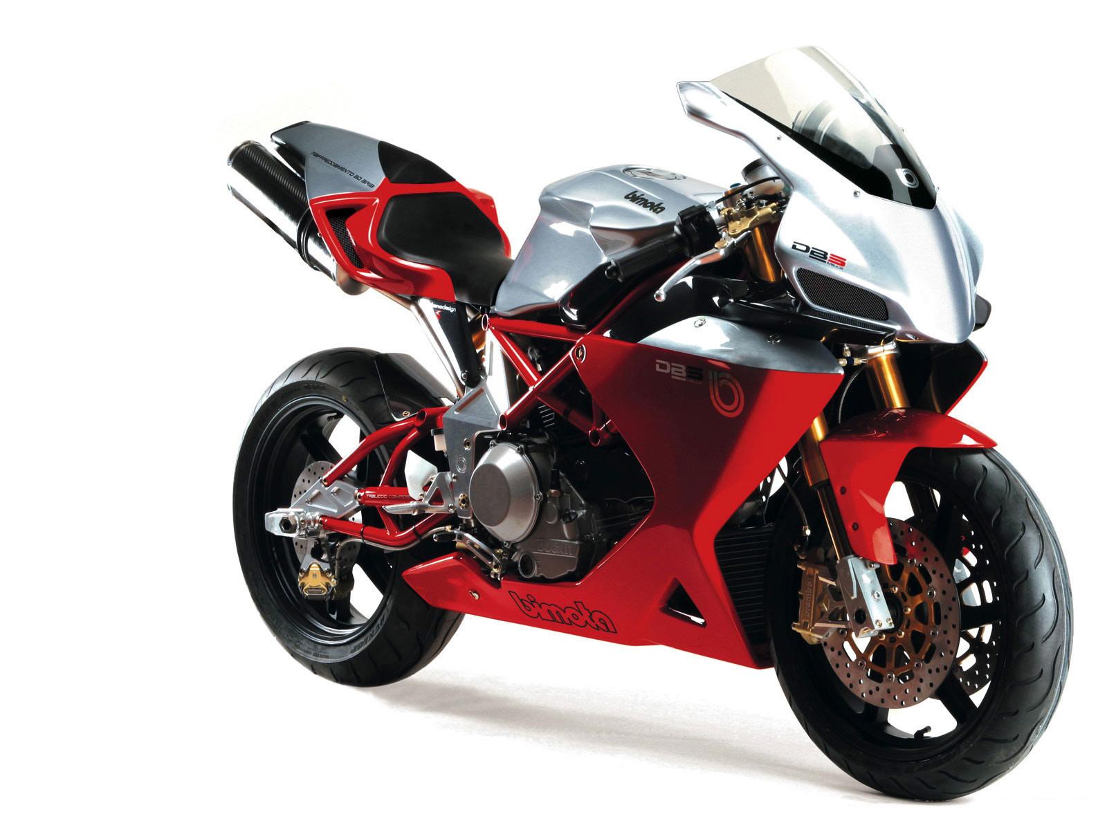 gambar motor BIMOTA DB5 1000