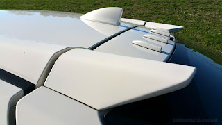 Civic Type R Roof Spoiler - Subcompact Culture