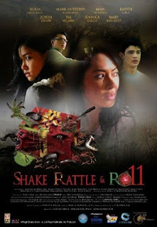Shake, Rattle & Roll 11 is a 2009 Filipino supernatural horror film in three acts from Regal Films.