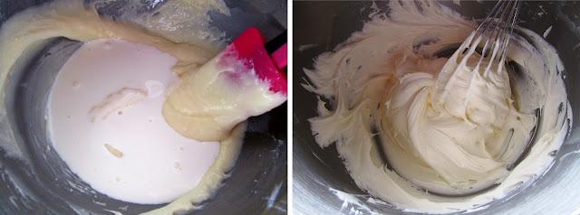Tarta de fresones y mascarpone (Siempredulces) - Elaboración Paso 3
