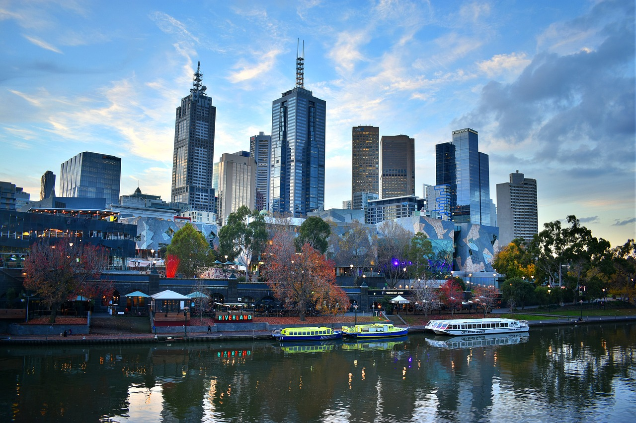 A Day In Melbourne: Top Attractions ~ #TravelTuesday