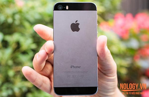Thiết kế Iphone 5s cũ