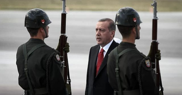 60 Turks armed to teeth to guard Erdogan in his 2-days visit in Belgrade