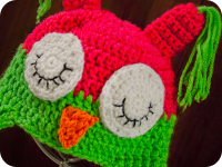 Gorros de animalitos