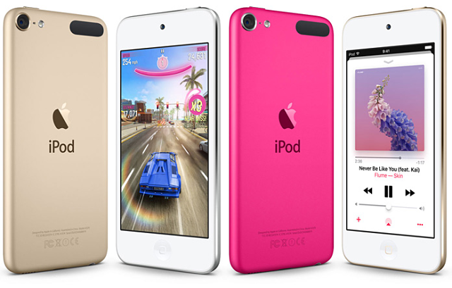 ipod-touch Christmas season : Give Apple who you most want for Christmas Technology