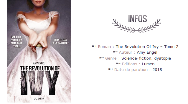 The Revolution Of Ivy infos