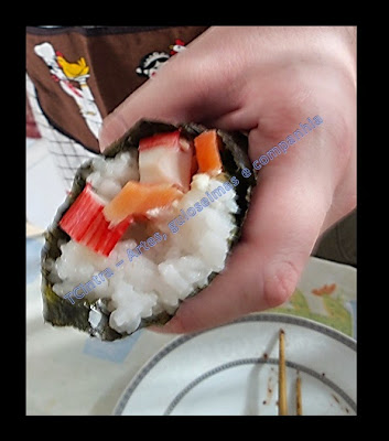 temaki; comida japonesa; sushi; frutos do mar