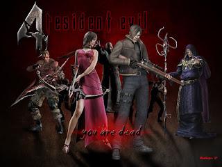 Download Game Resident Evil 4 For PC Full Version