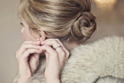 Chignon Cool Chic Style Fashion  Elegance