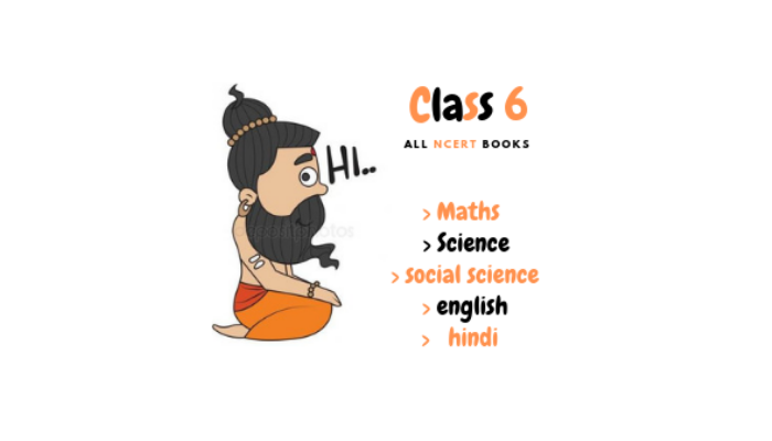 Ncert Class 6 English Book
