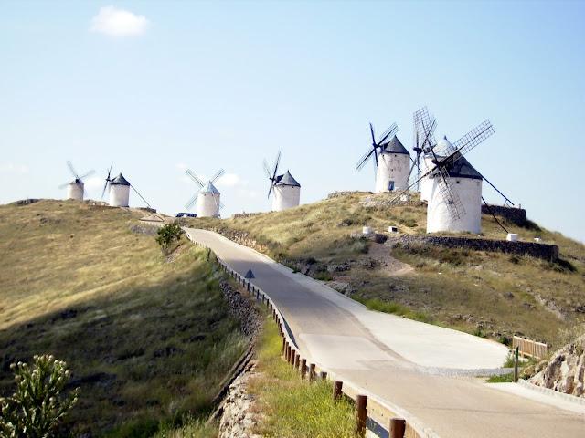 Campo de Criptana, turismo en España