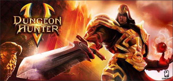 Dungeon Hunter 5 v2.5.0l APK Mod [Ataque Rápido]