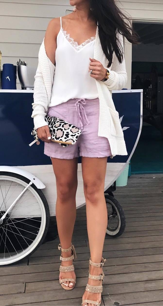 cute summer outfit idea