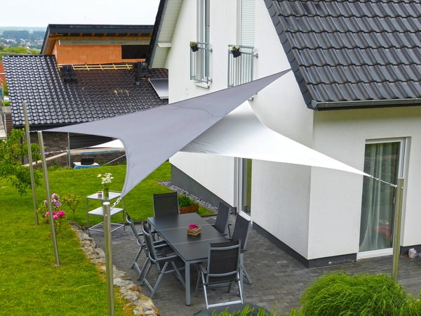 Discover The Advantages of Sail Awnings - Exterior Design Ideas 7