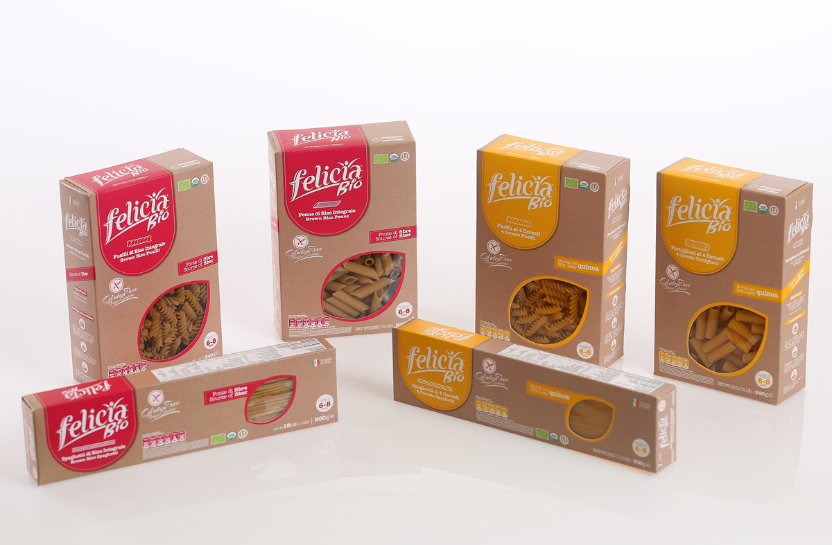Pasta Felicia on Packaging of the World  Creative Package Design Gallery