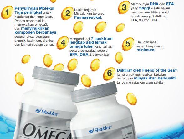 fungsi dan kebaikkan omega guard minyak ikan