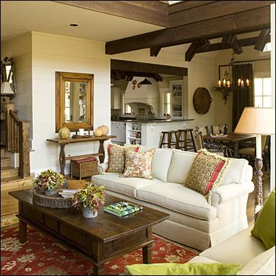 Cottage Living Room Design Ideas | Room Design Inspirations