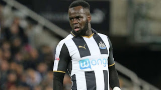 former Newcastle United star cheick tiote is dies after collapsing in training