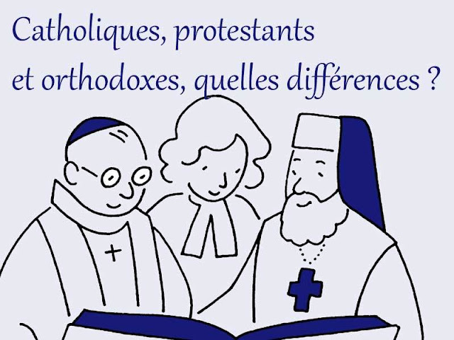Catholiques et protestants, quelles différences ?