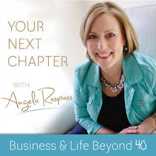 Your Next Chapter With Angela Raspass