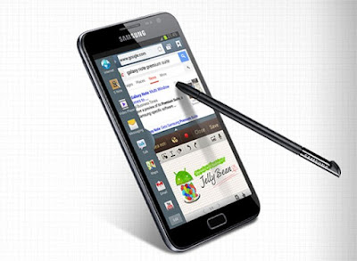 Download Firmware Samsung Galaxy Galaxy Note 1 N7000