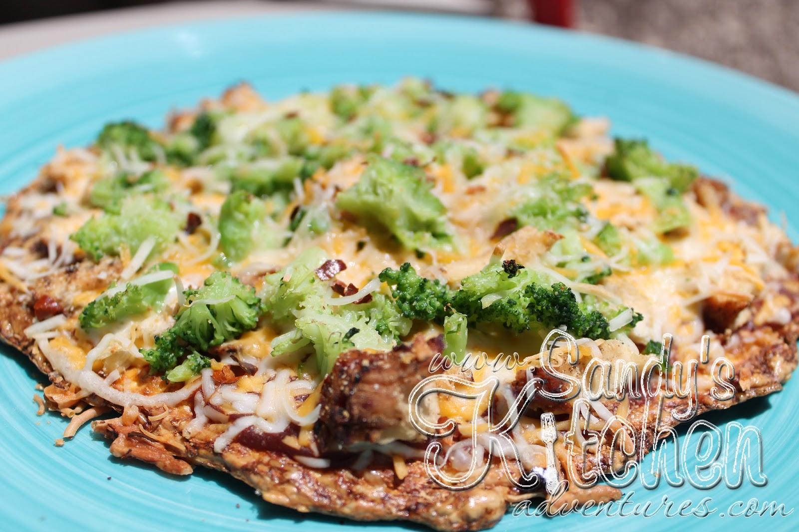 Bbq Chicken Pizza Sandy Kitchen