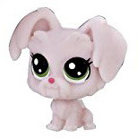 LPS Series 1 Family Pack Kiki Malteaser (#1-114) Pet