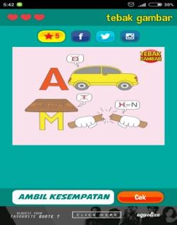 kunci jawaban tebak gambar level 31 soal no 12