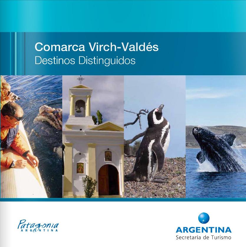 Turismo Nación Argentina, difunde Peninsula Valdes