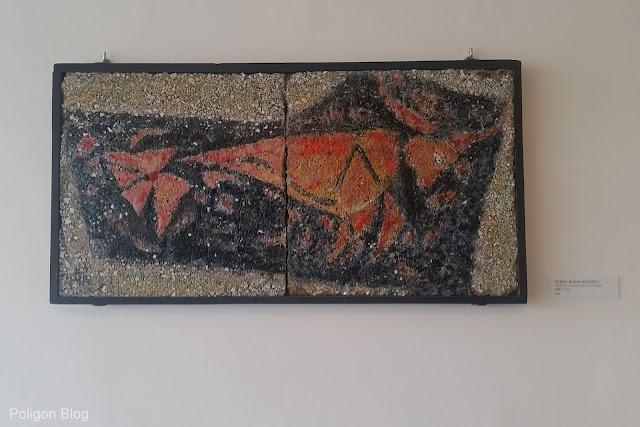 mozaika, Kraków, hotel Cracovia