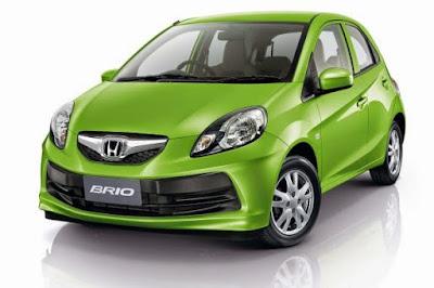 Honda Brio hd image