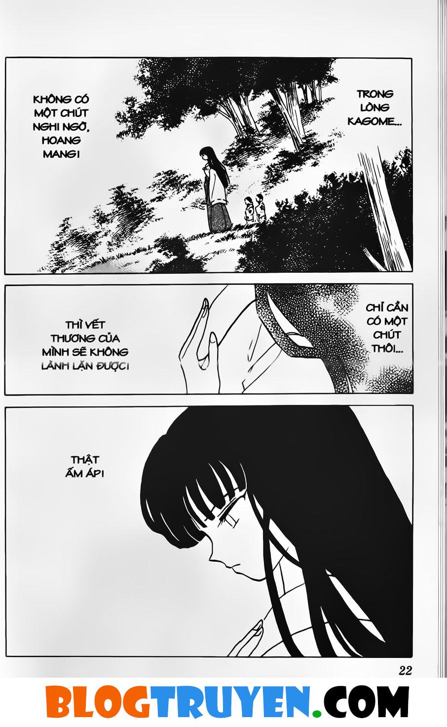 Inuyasha vol 32.1 trang 20