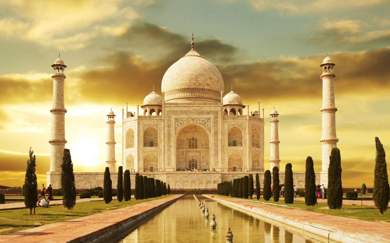 Unusual Wallpaper: Taj Mahal HD Wallpapers