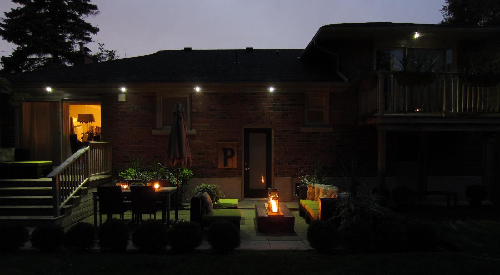 Led Recessed Soffit Lighting Potlights North S