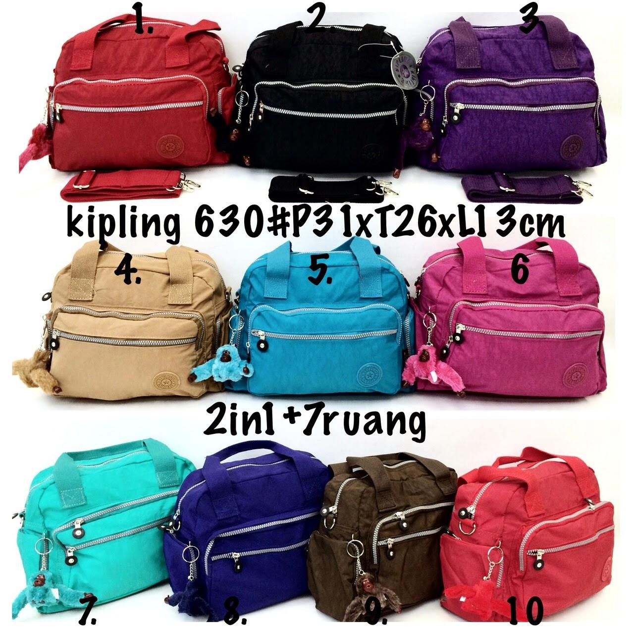 Tas Kipling Selempang 4sletpouch Kipling Polos - Beli Harga Murah 68f158e552
