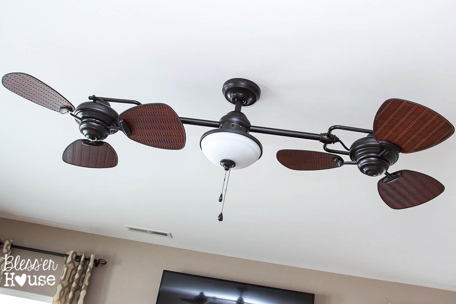 Nice Living Room Ceiling Fans