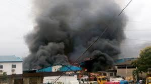 Fire, NAFDAC, News,