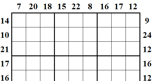 Frame Sudoku (Daily Sudoku League #129)-Fun With Puzzles
