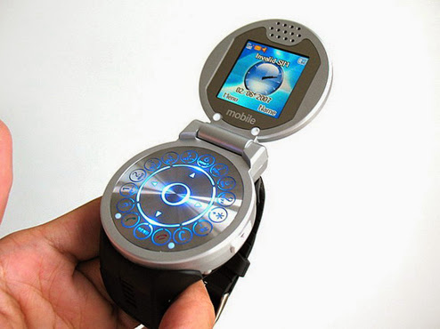 Smart and Innovative Gadget Watches (15) 9