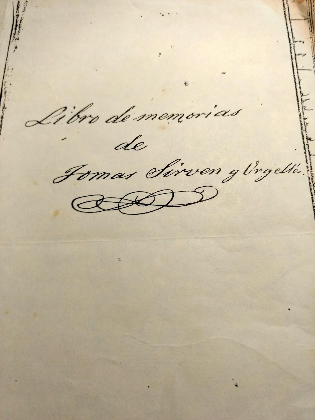 Dolores, mi bisabuela y José Martí | Genealogía de la familia Sirvén