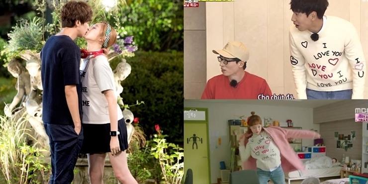 Không phải Nam Joo Hyuk, đây mới là chân ái của Lee Sung Kyung