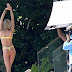 Stella Maxwell - Victoria's Secret Çekimlerinden Kareler - Miami, 22.01.2017