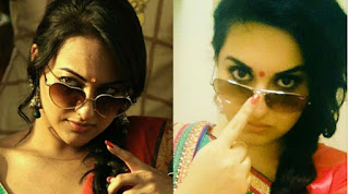 sonakshi sinha duplicate hamshakal