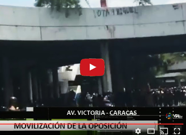 Batalla Campal en la Francisco Fajardo este 26 de Abril - EN VIVO